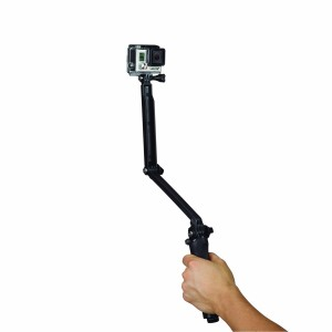 GoPro 3-way extension